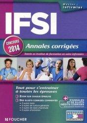 Nouvelle édition IFSI - Annales corrigées