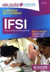 Nouvelle édition IFSI Epreuve écrite de culture générale - Concours 2016