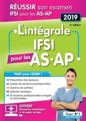 Dernières parutions sur L'IFSI pour les AS/AP, IFSI pour les AS, AP : réussir son concours IFSI pour les AS, AP 2019