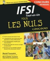 Souvent acheté avec Concours IFSI 2013-2014, le IFSI Tout-en-un pour les nuls