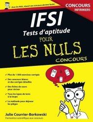 Souvent acheté avec Tests d'aptitude, le IFSI Test d'aptitude pour les Nuls