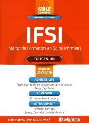 Souvent acheté avec Actualité sanitaire et sociale - AS- AP-IFSI 2017, le IFSI TOUT-EN-UN