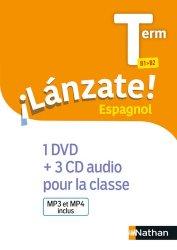 Dernières parutions sur Méthodes de langue (scolaire), Ilanzate! terminale - coffret 2 cd + 1 dvd