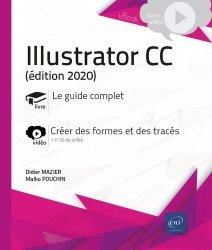 Dernières parutions dans vBook, Illustrator CC (édition 2020) - Complément vidéo : Créer des formes et des tracés