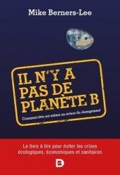 Dernières parutions sur Écocitoyenneté - Consommation durable, Il n'y a pas de planète B