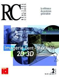 Dernières parutions sur Imagerie dentaire, Imagerie Dent - Maxillaire 2D 3D