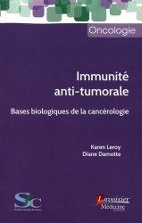 Dernières parutions dans Oncologie, Immunité anti-tumorale