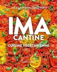Dernières parutions sur cuisine végétarienne, IMA Cantine