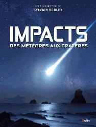 Dernières parutions dans belin sciences, Impacts, des météores aux cratères