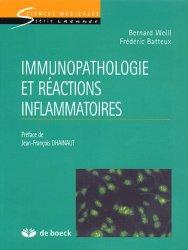 Dernières parutions dans Sciences médicales, Immunopathologie et réactions inflammatoires