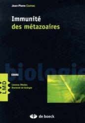 Souvent acheté avec Écotoxicologie : théorie et applications, le Immunité des métazoaires