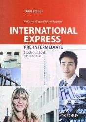 Dernières parutions sur Anglais spécialisé, International Express PRE INTERMEDIATE: STUDENT BOOK PACK 2019 EDITION