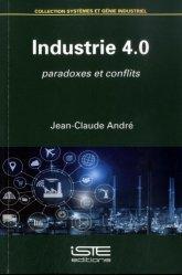 Dernières parutions sur Sciences industrielles, Industrie 4.0