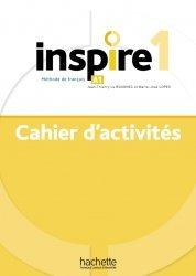 Dernières parutions sur Auto apprentissage (Parascolaire), Inspire 1 : Cahier d'activités + audio MP3