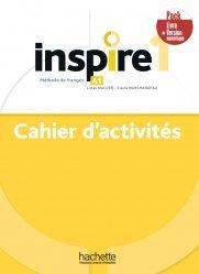 Dernières parutions sur Auto apprentissage (Parascolaire), Inspire 1 - Pack Cahier + Version numérique