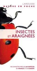 Dernières parutions sur Arachnides, Insectes et araignées