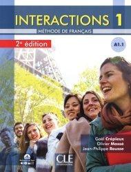 Dernières parutions sur Outils d'enseignement, Interactions 1 A1.1