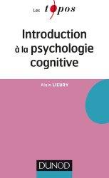 Souvent acheté avec Dictionnaire de psychologie, le Introduction à la psychologie cognitive