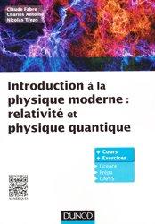 Dernières parutions sur Dictionnaires et cours fondamentaux, Introduction à la physique moderne