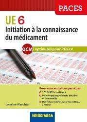 Dernières parutions dans PACES, Initiation à la connaissance du médicament UE 6 - Optimisé Paris V