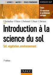 Dernières parutions sur Pédologie, Introduction à la science du sol