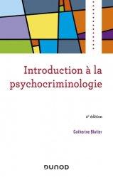 Dernières parutions dans Psycho sup, Introduction à la psychocriminologie