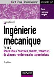 Dernières parutions sur Mécanique des solides, Ingénierie mécanique - Tome 3