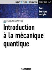 Dernières parutions dans Sciences sup, Introduction à la mécanique quantique