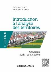 Dernières parutions sur Aménagement du territoire, Introduction à l'analyse des territoires