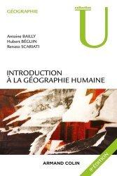 Dernières parutions dans U Géographie, Introduction à la géographie humaine. 9e édition