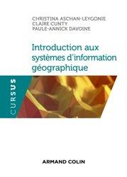 Dernières parutions dans Cursus, Introduction aux systèmes d'information géographique