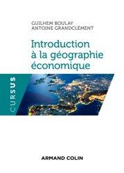 Dernières parutions dans Cursus, Introduction à la géographie économique