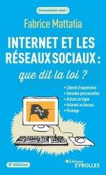 Dernières parutions sur Réseaux sociaux, Internet et les réseaux sociaux : que dit la loi ?