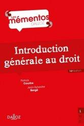 Dernières parutions sur Introduction historique au droit, Introduction générale au droit. 16e édition