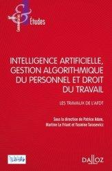 Dernières parutions dans Thèmes et commentaires, Intelligence artificielle et droit du travail