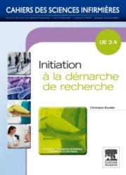Souvent acheté avec Rôles infirmiers, organisation du travail et interprofessionalité, le Initiation à la démarche de recherche
