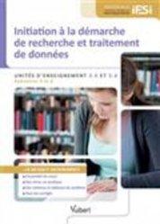 Dernières parutions dans Référence IFSI, Initiation à la démarche de recherche et traitement de données