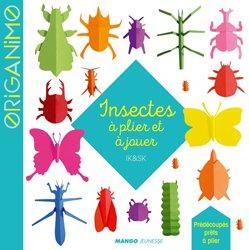 Dernières parutions sur Pour les enfants, Insectes à plier et à jouer