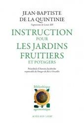 Dernières parutions sur Les petits fruits, Instruction pour les jardins fruitiers et potagers