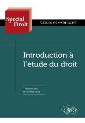 Dernières parutions dans SPECIAL DROIT, Introduction à l'étude du droit
