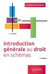 Dernières parutions sur Introduction historique au droit, Introduction générale au droit - 2e édition