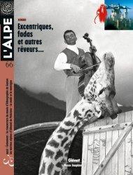 Dernières parutions dans L'Alpe, Incroyables folies alpines (visionnaires, inventeurs, fadas et autres rêveurs)