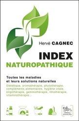 Souvent acheté avec Aliments fonctionnels dans un système alimentaire sain et durable, le Index naturopathique