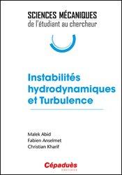 Instabilités hydrodynamiques et Turbulence