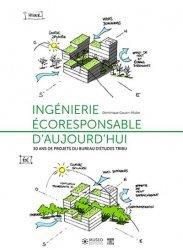 Dernières parutions sur Urbanisme durable - Nature urbaine, Ingenierie ecoresponsable d'aujourd'hui