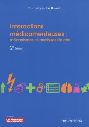 Dernières parutions sur Pharmacie, Interactions médicamenteuses