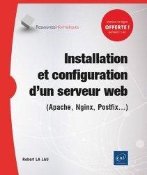 Dernières parutions sur Développement d'applications, Installation et configuration d'un serveur web - (Apache, Nginx, Postfix...)