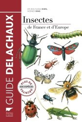 Souvent acheté avec Cabanes, le Insectes de France et d'Europe