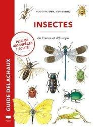 Dernières parutions dans Guide Delachaux, Insectes de France et d'Europe