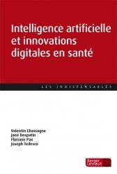 Dernières parutions sur Médecine, Intelligence artificielle et innovations digitales en santé